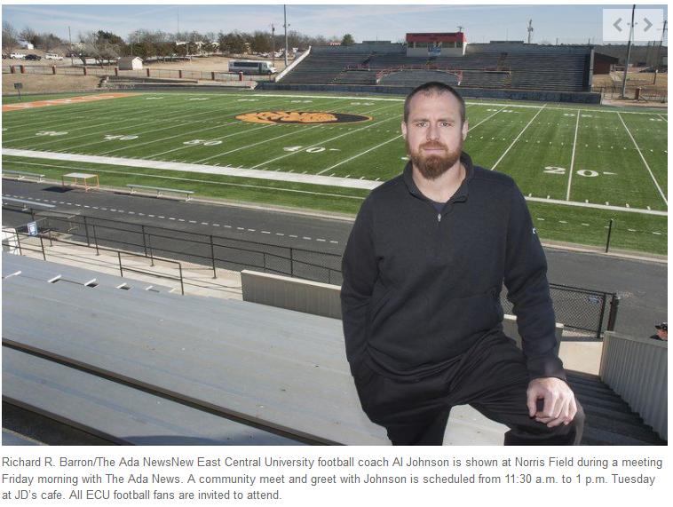 Neil Cornrich & NC Sports, LLC: New ECU coach hits the ...