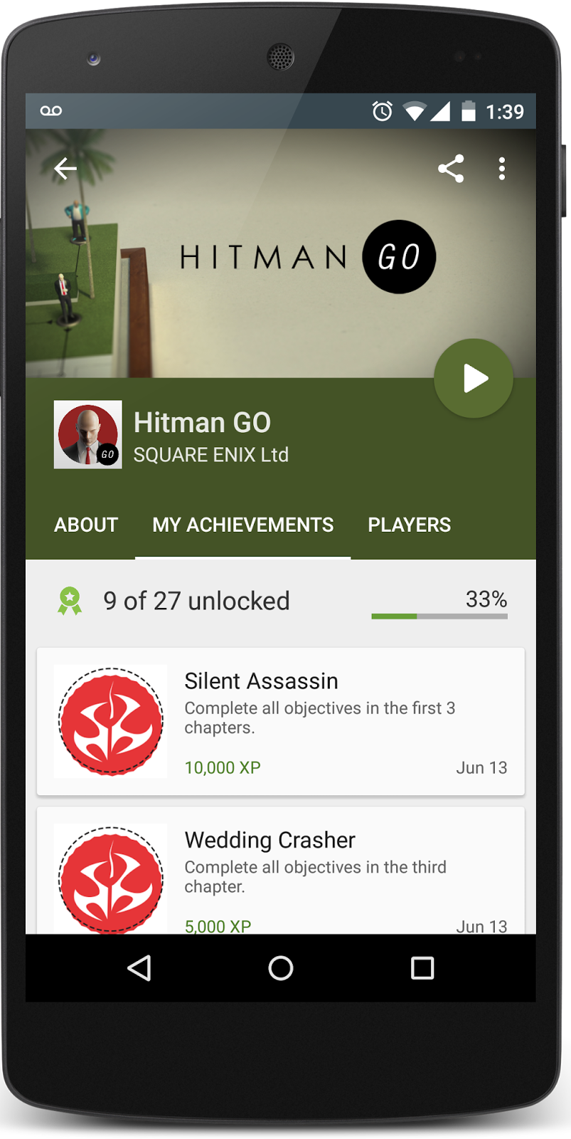 Android Developers Blog: Google Play game services ends year