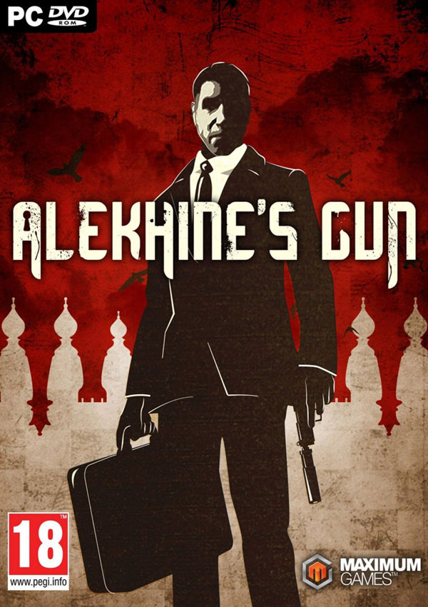 Alekhine's Gun Download Cover Free Game