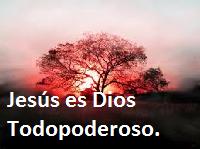 Jesús ordena lo que está mal