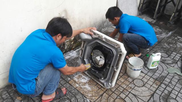 Vệ sinh máy lạnh tận nhà Phú Nhuận uy tín chất lượng