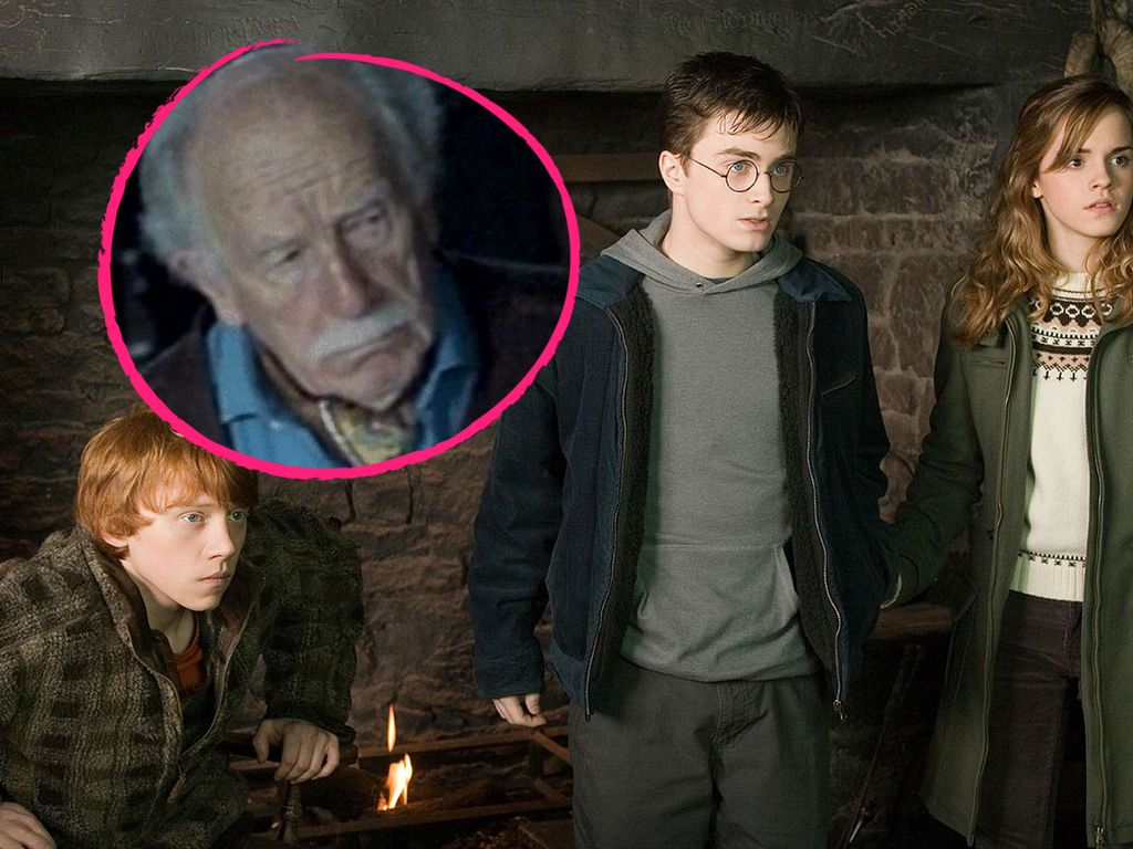 Fallece actor a los 101 años — Harry Potter
