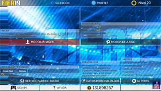 Download FTS Mod FIFA 19 v7.0 Apk Data Obb Update 2019