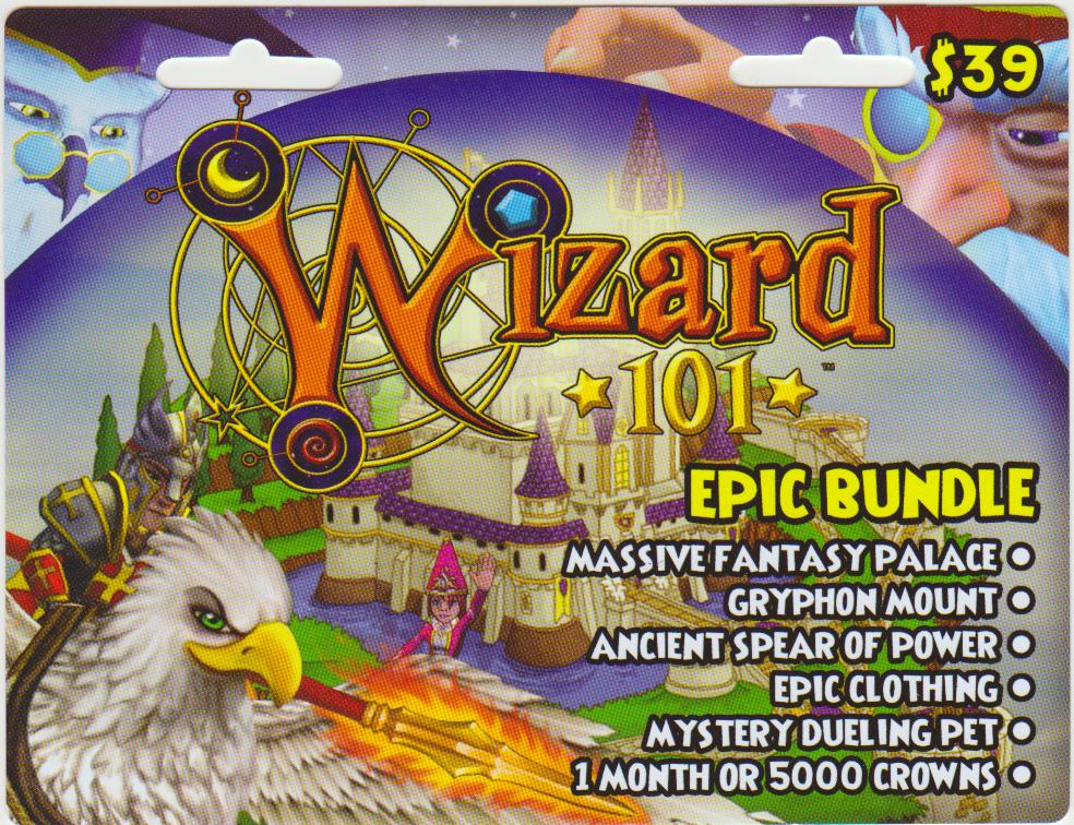 Collectomania: Game Cards - Wizard 101