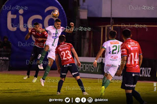 DaleOoo - Oriente Petrolero cae 2-0 ante Wilstermann en Cochabamba-