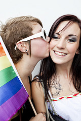 Lesbian Couple Tattoos