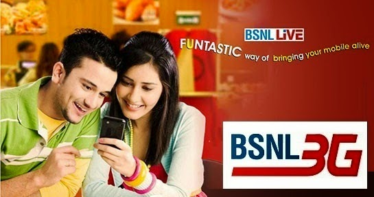BSNL launches 20MB 3G Data @ Rs 4 Only on Valentine's Day to attract youth