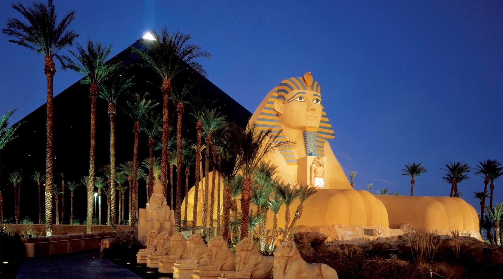 Dicas de Las Vegas: Luxor Hotel
