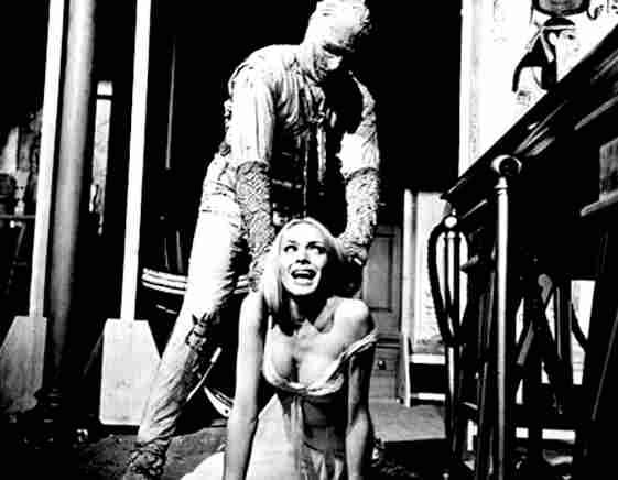 Il sudario della mummia - 1966