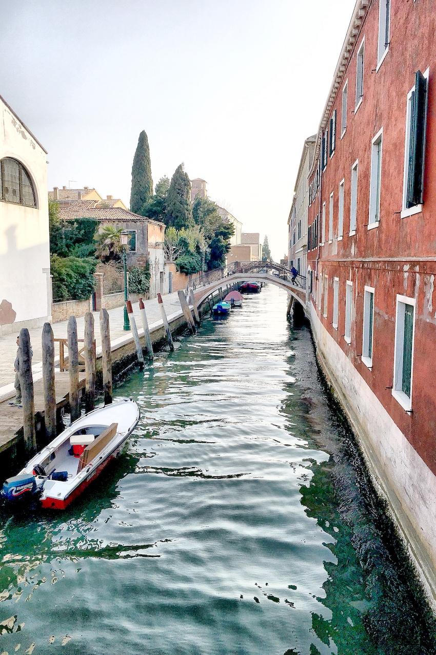 Venedig_Gondel_Giudecca