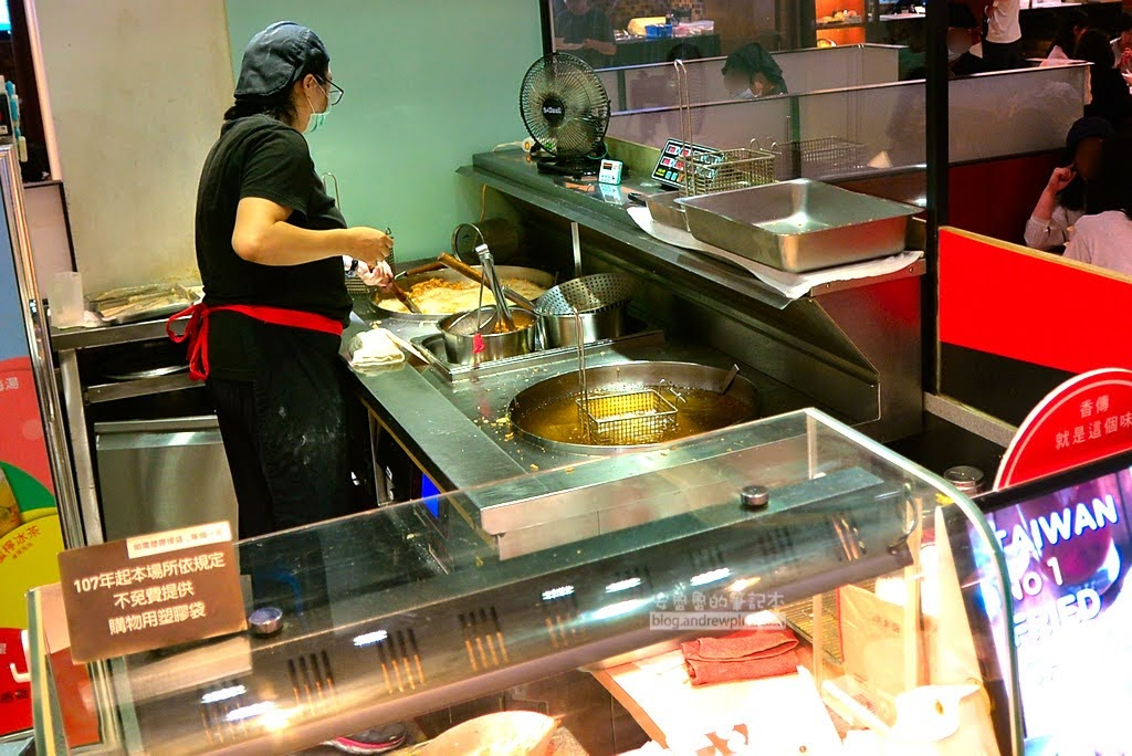 台北炸雞,信義區鹹酥雞雞排,市政府站美食