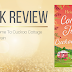 Book Review: Coming Home To Cuckoo Cottage by Heidi Swain