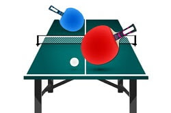 Masa Tenisi - Table Tennis Pro