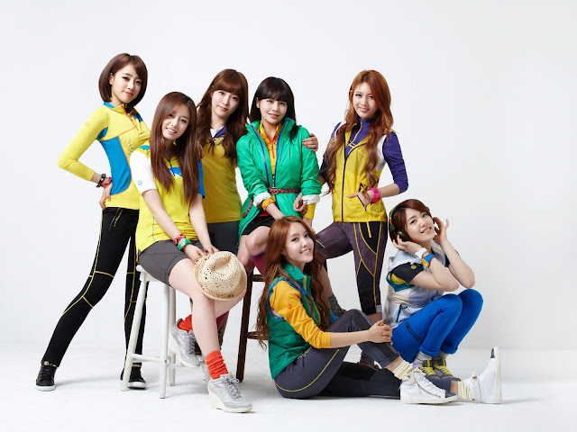 T-ara HD wallpaper 1600x1200