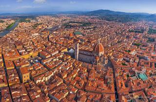 Piazza dei Duomo de Firenze.