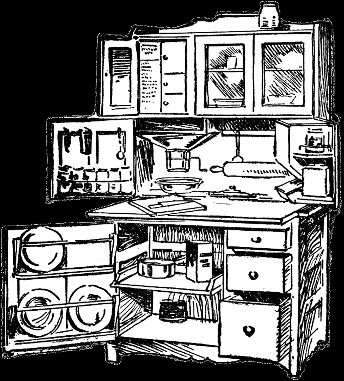 Kitchen Cabinet Labels: **FREE ViNTaGE DiGiTaL STaMPS**: May 2012