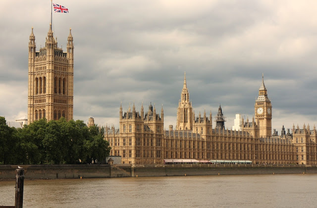 House-of-Parlament, londres
