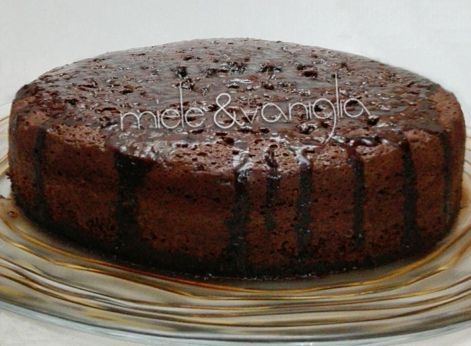 Ricetta torta ubriaca bimby