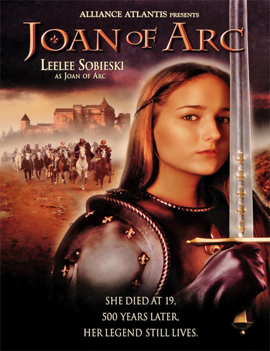 Ver Juana de Arco (Joan of Arc) (1999) Online
