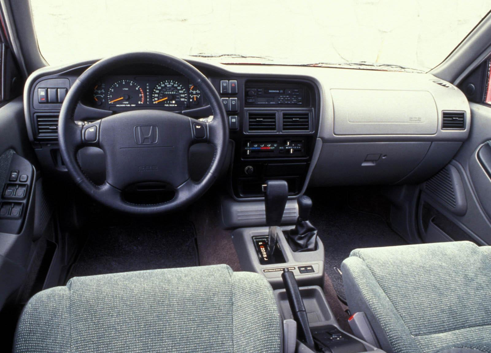 Honda Preparing To Bring Back The Passport? | Carscoops