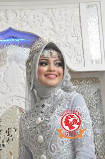 pengantin muslimah jakarta selatan