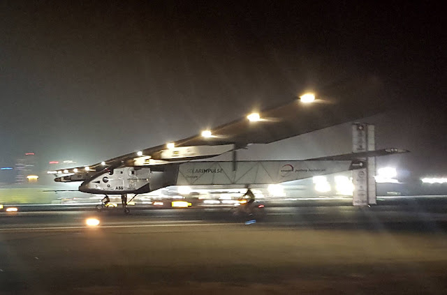Solar Impulse Create a historical Around the World Trip 1