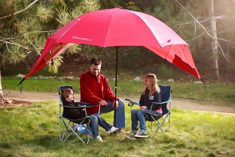 Super Brella Chair Rocking Glider Covers Beach Umbrella Review May 2013