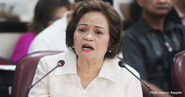 Associate Justice Teresita De Castro haharap din sa kasong Quo Warranto??