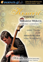 Aleksandar Miljković koncert Bol slike otok Brač Online