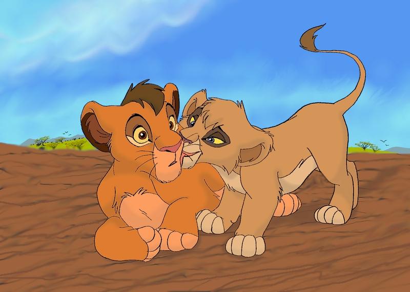 Król Lew: Vitani i Kopa