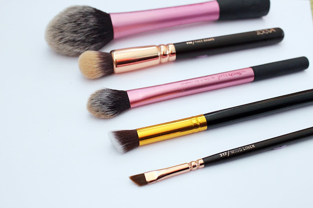 top five brushes