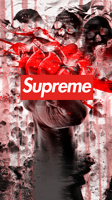 Supreme Wallpaper HD iphone/Android (visit to download HD Quality)