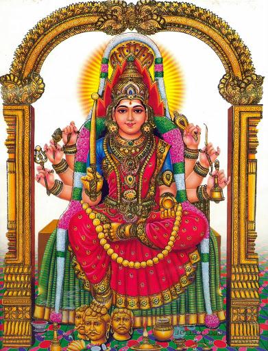Scroll to download the HD wallpaper photos and images of Goddess Samayapuram Mariamman.
