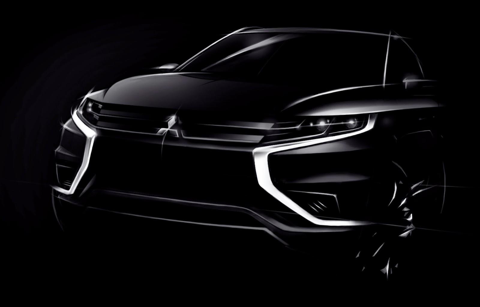 Η MITSUBISHI MOTORS ΣΤΗ ΦΕΤΙΝΗ ΕΚΘΕΣΗ ΑΥΤΟΚΙΝΗΤΟΥ ΤΟΥ ΠΑΡΙΣΙΟΥ: Outlander PHEV Concept-S Sporty & Sophisticated