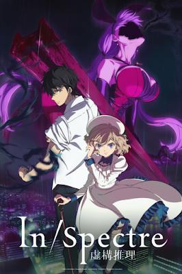 Anime In/Spectre ganha novo vídeo promocional.