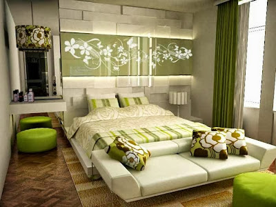 Kamar Minimalis Cantik dan Nyaman