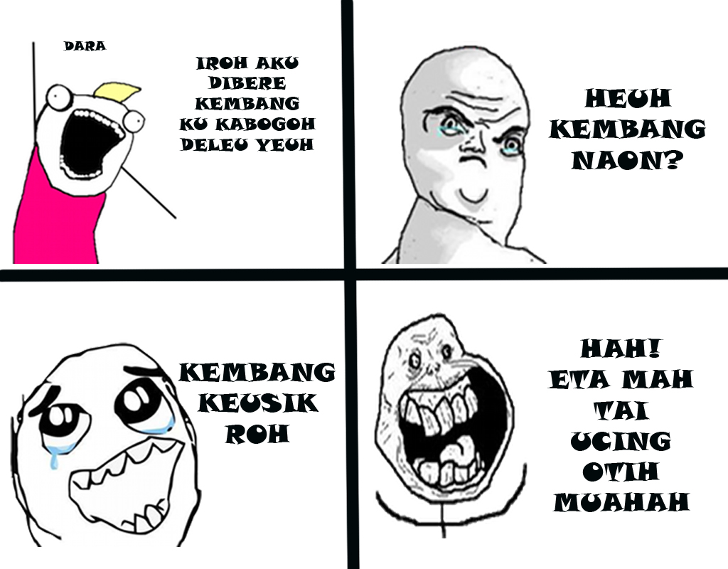 Neng iroh blog meme komik bahasa sunda via nengiroh blogspot com