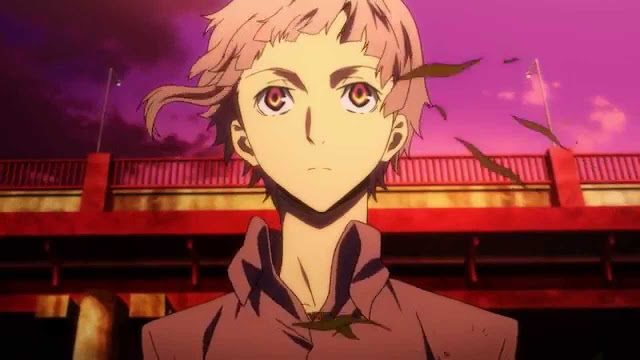Bungo Stray Dogs anime