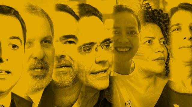 Confira a nova pesquisa Ipespe/Folha de Pernambuco ao Governo de PE