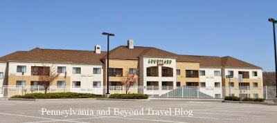Courtyard Marriott Hotel in Altoona Pennsylvania