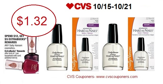 http://www.cvscouponers.com/2017/10/sally-hansen-hard-as-nails-hardener.html
