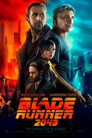 Poster Blade Runner 2049 2017