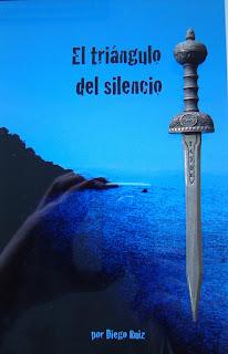 Portada del libro El triángulo del silencio, de Diego Ruiz
