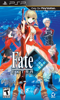 Fate Extra ISO for PPSSPP - isoroms com