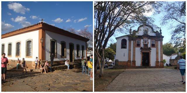 Antiga Cadeia e Igreja Nossa Senhora do Rosário dos Pretos, Tiradentes - MG