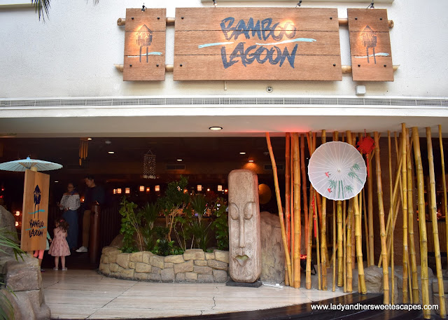 Bamboo Lagoon in JW Marriott Dubai