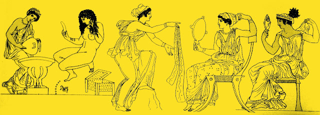 Καλλυντικά και καλλωπισμός στην Αρχαία Ελλάδα