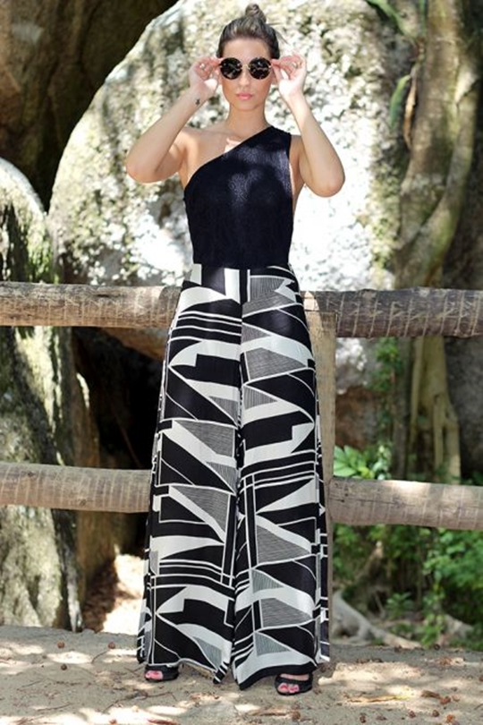moda pantalona feminina