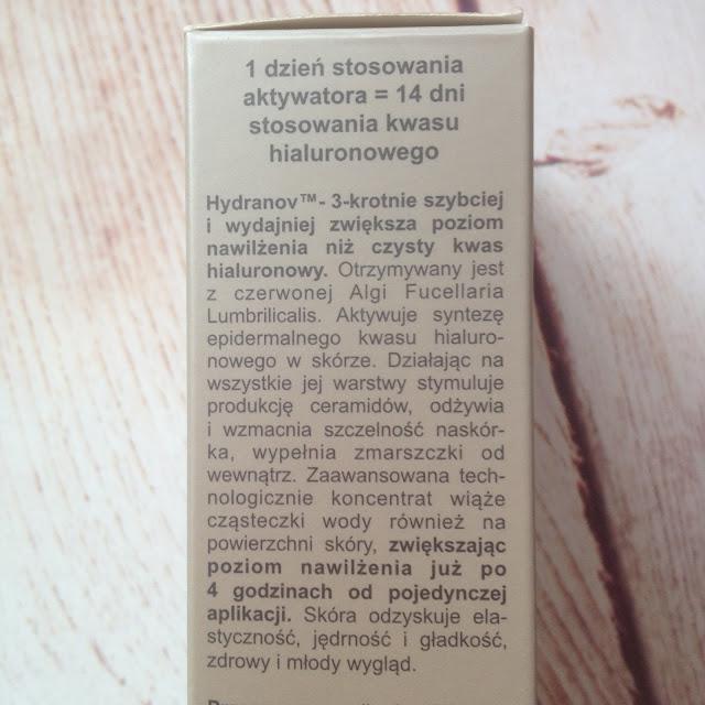 AVA Hydranov™ Epidermalny kwas hialuronowy