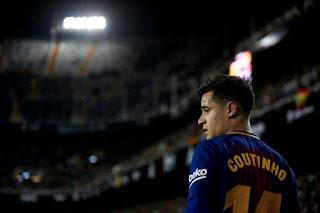 وكيله ينفي: جريزمان ليس بديلًا لكوتينيو في برشلونة